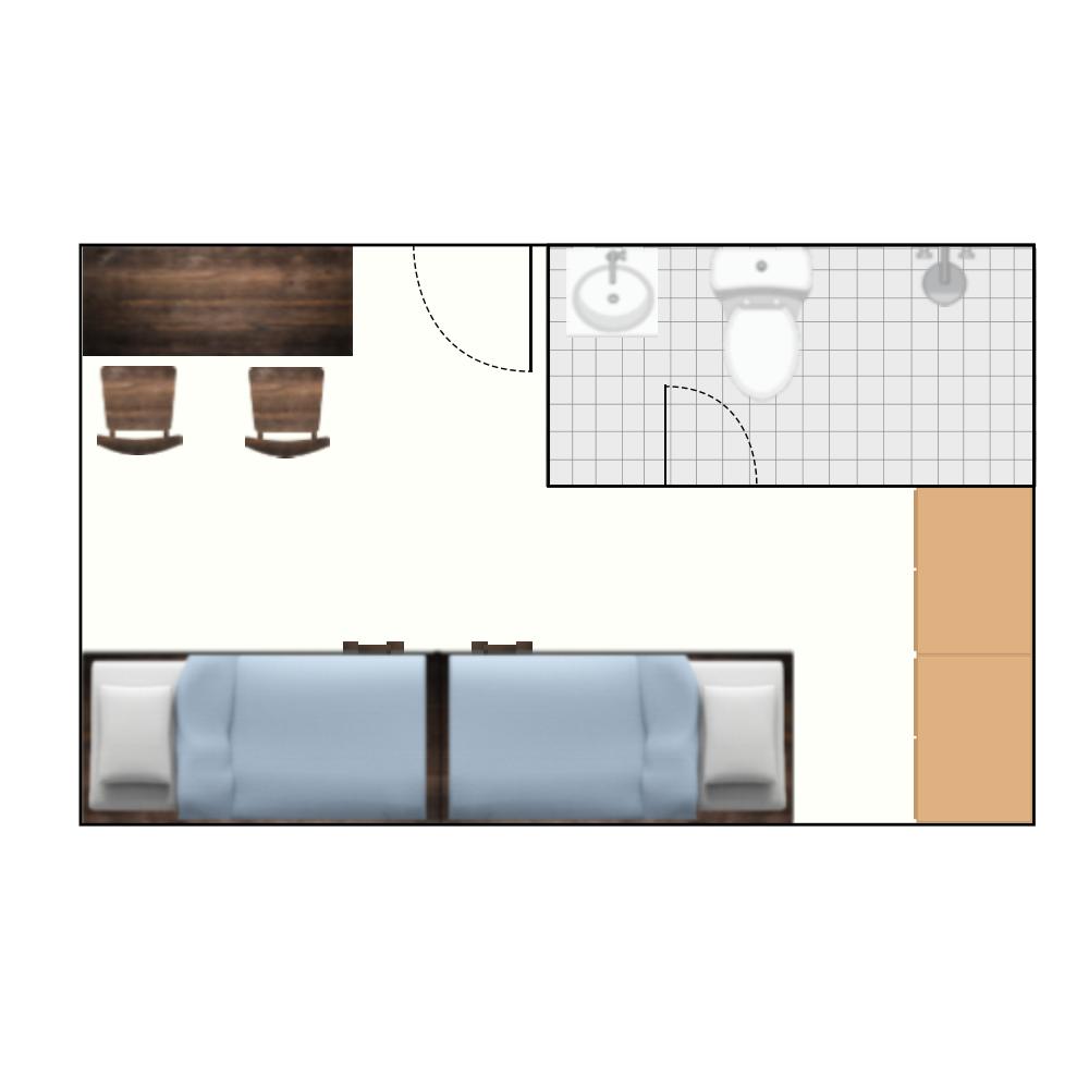 Legarda Bedspace